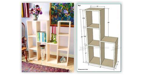 plans for bookshelves bookshelves plans woodarchivist