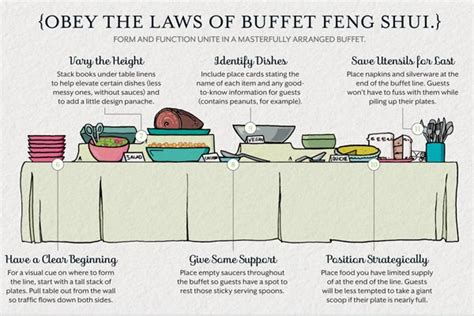 how to set up a buffet lovely notepad 187 ideas