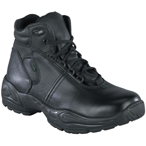 postal shoes s reebok 174 postal chukka boots black 580924 combat