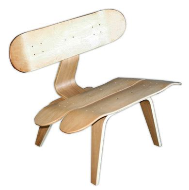 skateboard furniture skateboard made furniture xcitefun net