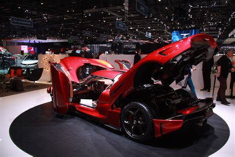 koenigsegg regera red geneva 2016 koenigsegg regera production spec gtspirit