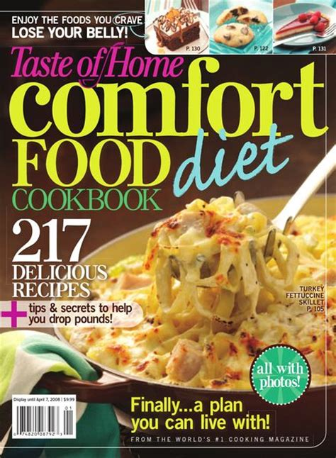 taste of home comfort food diet cookbook download taste of home comfort food diet cookbook 2008