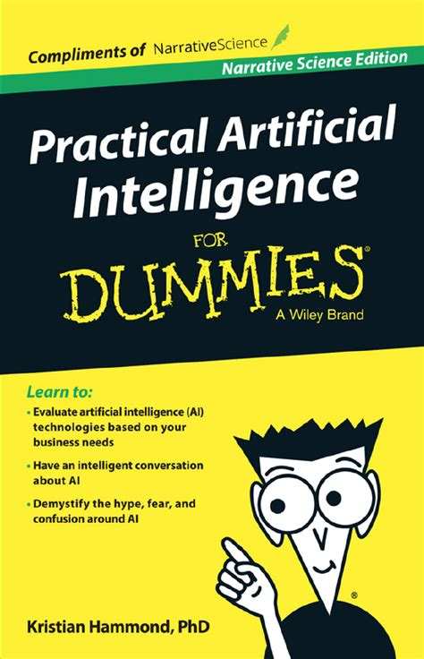 free dummies book practical artificial intelligence for