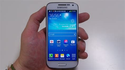 format video galaxy s3 mini test samsung galaxy s4 mini notre avis cnet france