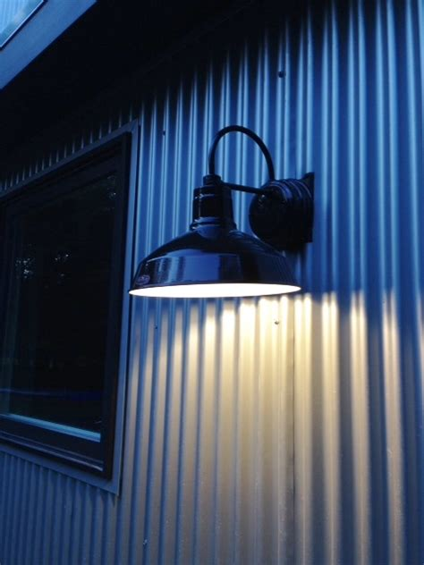 led outdoor barn lights led barn lights blend in quot cousins undercover