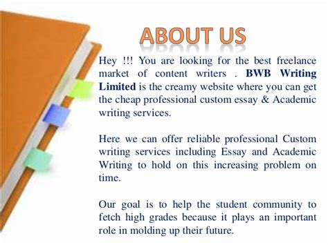 Cheap Custom Essay Writing Services by Professional Cheap Custom Essay Academic Writing Services