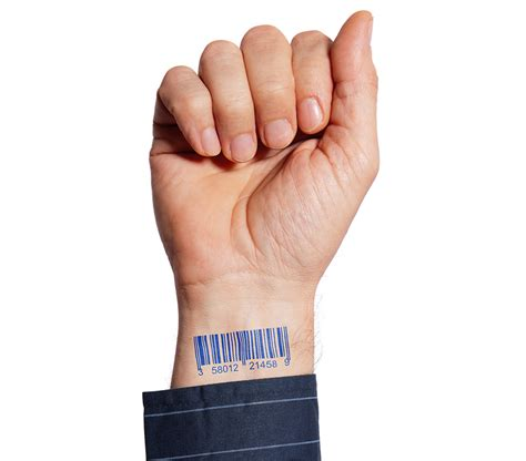 barcode tattoo finger believe tattoos on woman s