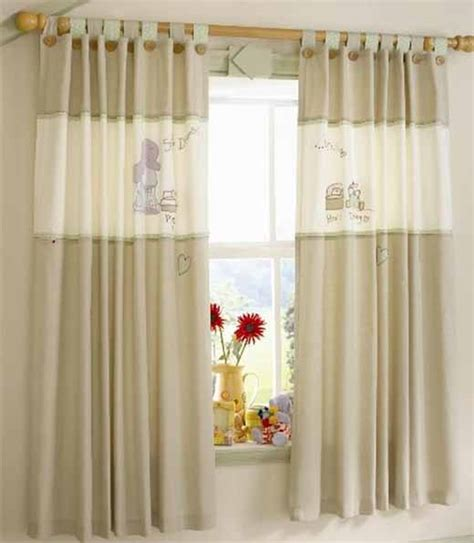 New Home Designs Latest Home Curtain Designs Ideas Curtain Ideas For Nursery