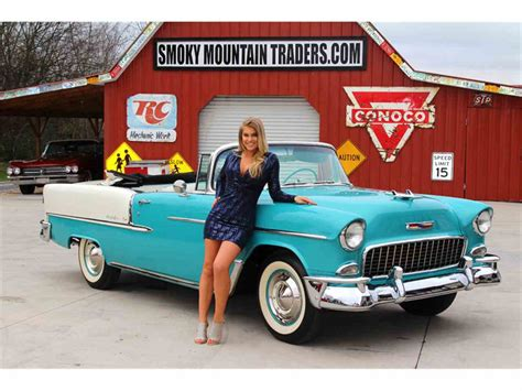 1955 chevrolet for sale 1955 chevrolet bel air for sale classiccars cc 769290