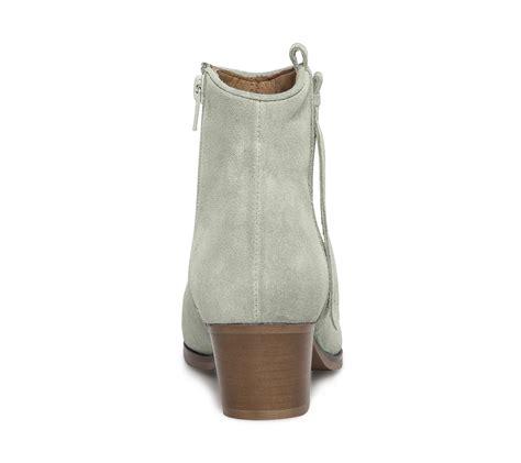 boots gris 224 franges gris clair