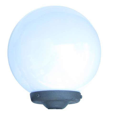 globo illuminazione sfera illuminazione globo rimini d 25 cm 12027 fonderia