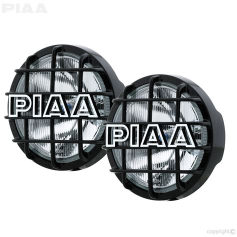 piaa road lights piaa 520 atp xtreme white driving halogen l kit 73526
