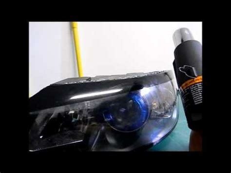 tinting headlight time lapse video   volvo  doovi