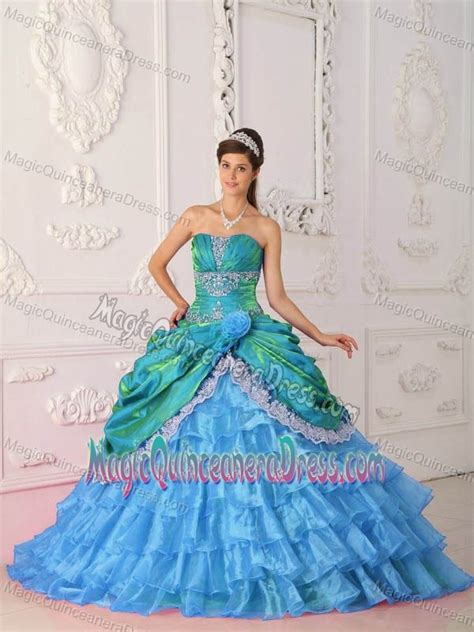 peacock themed quinceanera dresses peacock quinceanera dresses