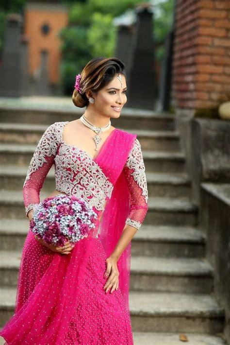 sri lankan fashion mayumi ishara saree b s