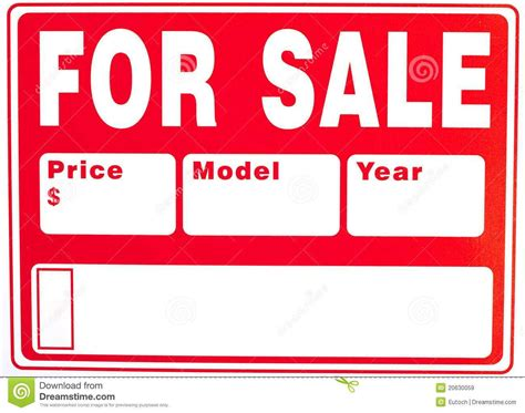Printable Car For Sale Sign 6 1300 X 1025 Carwad Net Sale Signs Templates Free