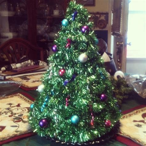 christmasbtrees out of hangers 17 best images about on trees my and canes