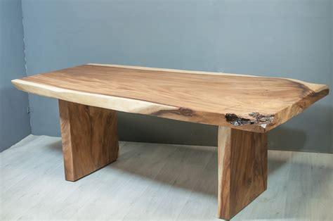 table de en bois meuble s 233 jour table repas en bois de suar massif