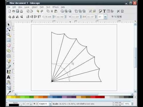 pattern drafting inkscape 14 best images about inkscape tutorials on pinterest