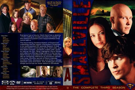 Sale Dvd Smallville Season 3 smallville season 3 tv dvd custom covers smallville s03 r1 dvd covers