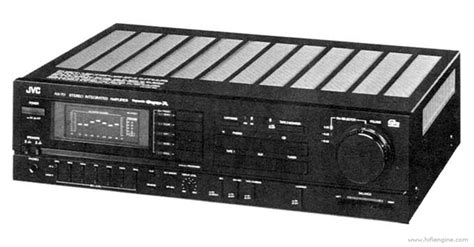 Power Lifier Jvc jvc ax 70 manual dynamic a integrated lifier hifi engine