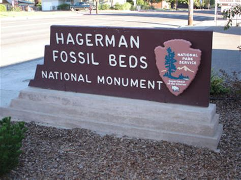 hagerman fossil beds national monument idaho national monuments
