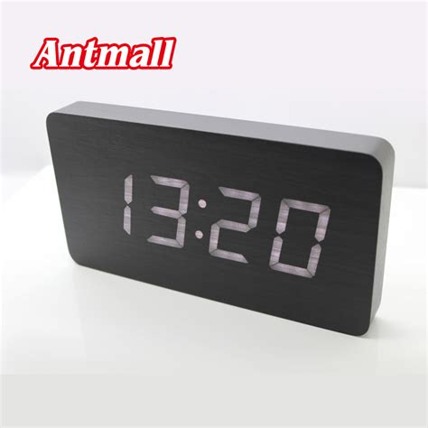 clock themes free desktop digital clock wooden wall clock slim led wooden clock sound activated desktop led clock