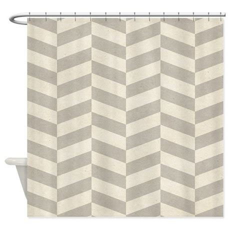 zig zag pattern shower curtain neutral zigzag pattern shower curtain by bestshowercurtains