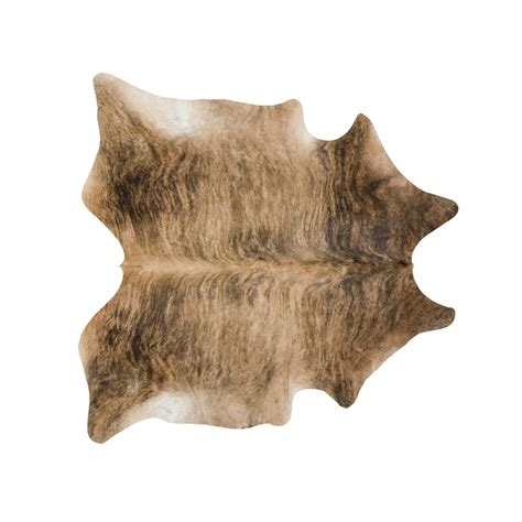Brindle Cowhide Rug Southwest Rugs Medium Brindle Cowhide Rugs Lone