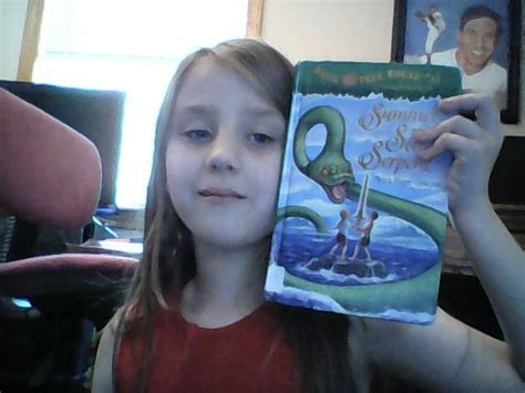 summer of the sea serpent book report reports by ashleigh