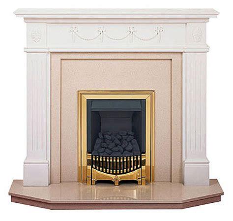 Adams Style Fire Surround Nottingham London Uk White Fireplace Surrounds