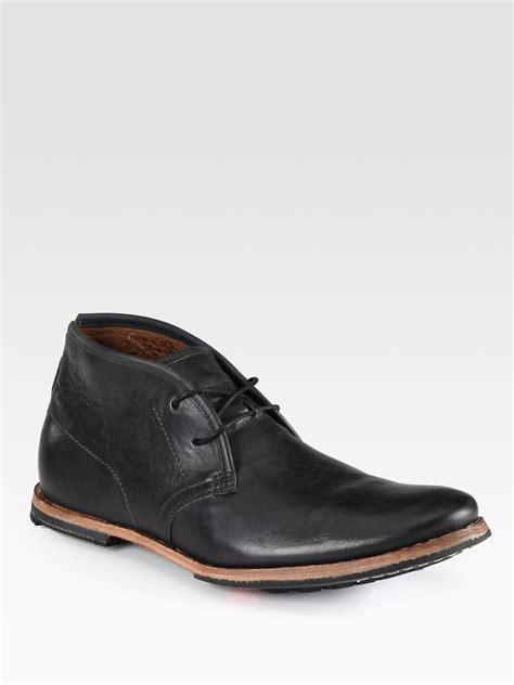 timberland boots chukka timberland wodehouse plaintoe chukka boots in black for