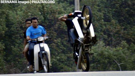 Mat Rempit Kl by Cadangan Menutup Jalan Di Kl Untuk Membenarkan Mat Moto