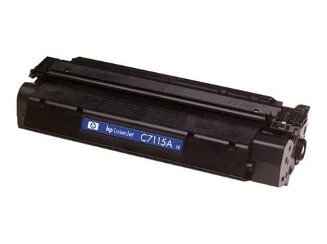 Hp Original Black Toner 15a c7115a hp 15a black original laserjet toner