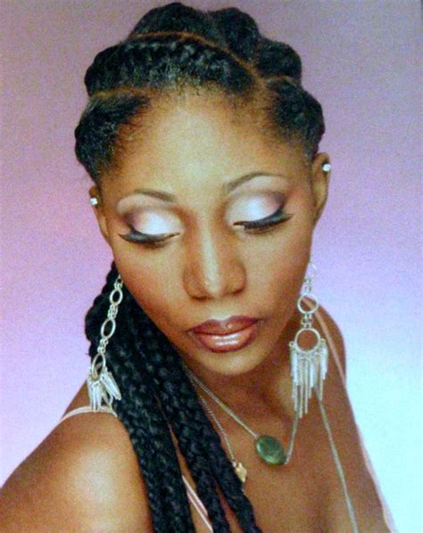 hair plaits for african women 25 best images about braids on pinterest natural updo