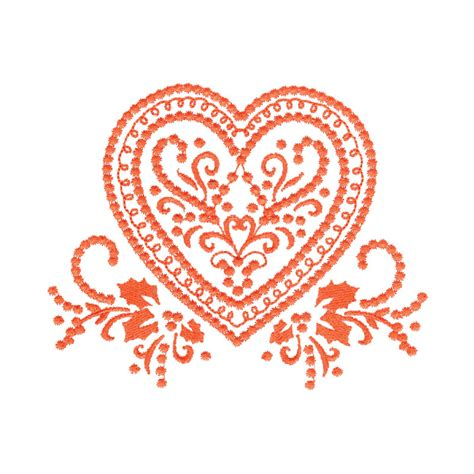 design is free christmas heart freeembroiderydesigns com