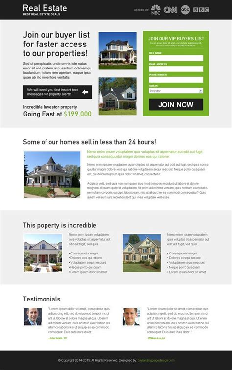 25 Best Ideas About Best Landing Pages On Pinterest Best Landing Page Design Best Web Pages Free Lead Capture Page Templates