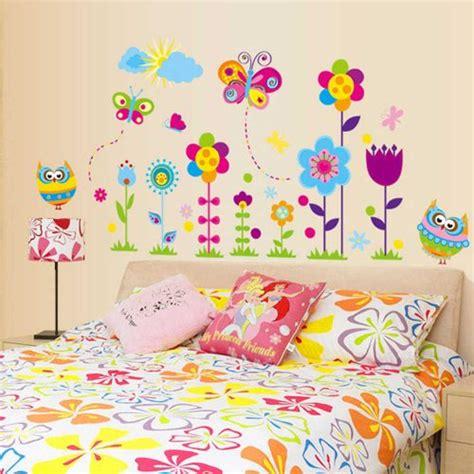 Childrens Wall Decor Stickers berbagai macam tutorial membuat hiasan dinding untuk kamar