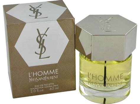 Fragrance L by L Homme Cologne For By Yves Laurent