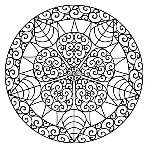 Coloring Page Designs Intricate Design Coloring Pages Az Coloring Pages by Coloring Page Designs