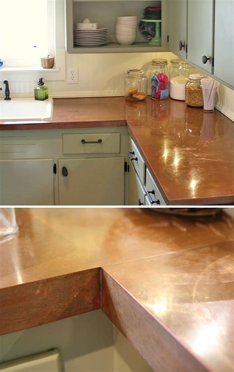 diy countertop projects decorating your small space