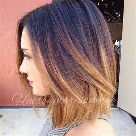 short hairstyles blonde and brown 20 short blonde ombre hair short hairstyles 2017 2018