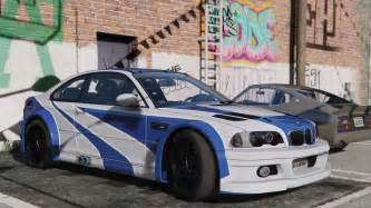 E46 Interior Mods Bmw M3 E46 Gtr Add On Gta5 Mods Com
