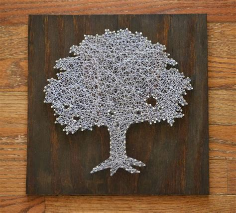 String And Nail - toomer s corner tree string tree nail auburn
