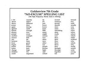 7th Grade Spelling Worksheets spelling words for 7th grade casino 2015