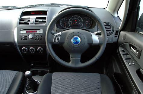 Fiat Sedici Interior by Fiat Sedici Hatchback Review 2006 2011 Parkers