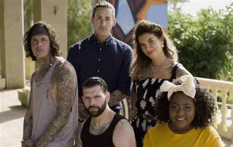 tattoo fixers christmas special 2017 new tattoo fixers star describes his creepy first cover