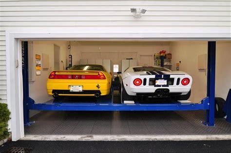 garage lift residential garage car lift ideas http garage