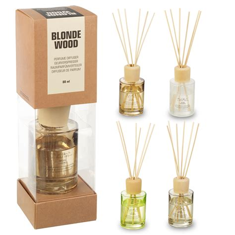 Gardener S Supply Company Aroma Diffuser Reed Perfume Fragrance Diffuser Set 80 Ml Scented Gift