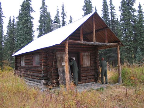Creek Cabins by Moose Creek Ranger Cabin No 19